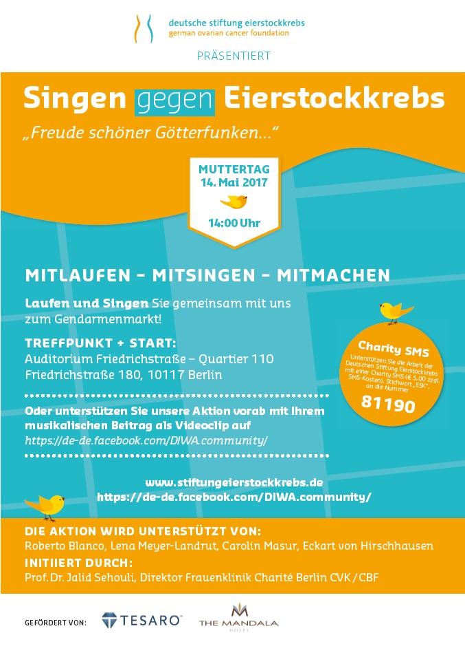 Singen-gegen-Eierstockkrebs-Plakat