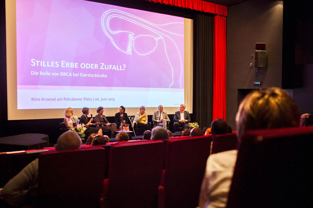 Stiftung-Eierstockkrebs-Filmpremiere