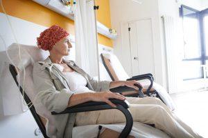 Eierstockkrebs-Ersttherapie-Chemotherapie