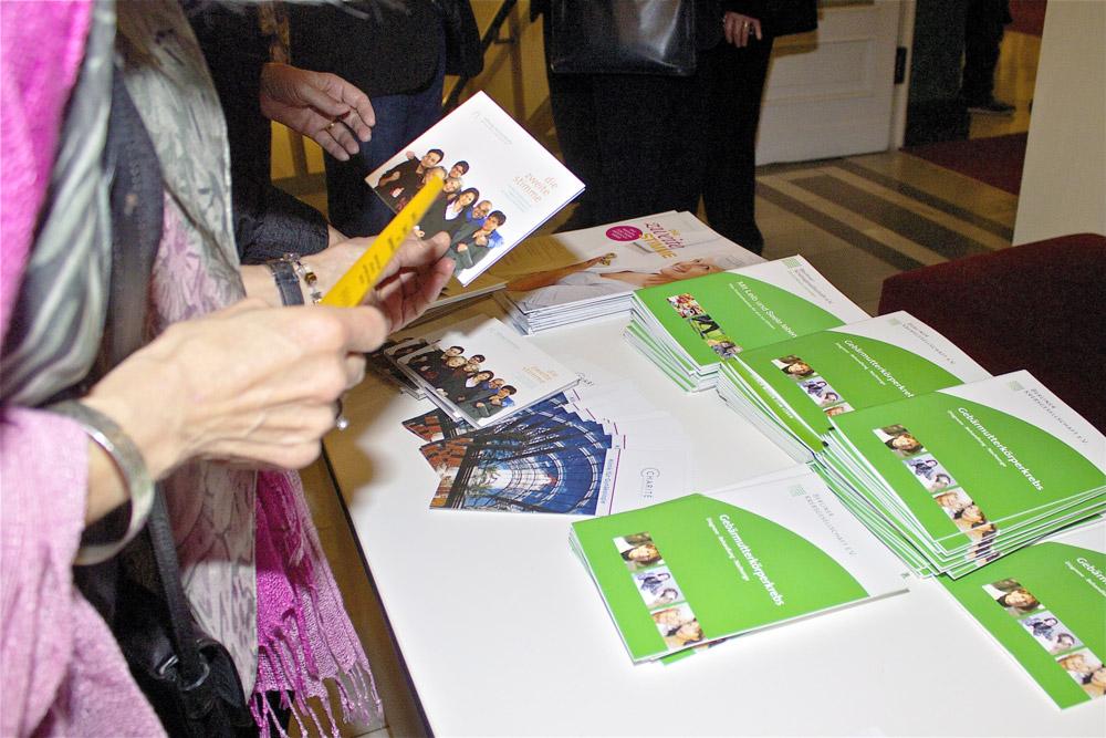 Informationen Stiftung Eierstrockkrebs
